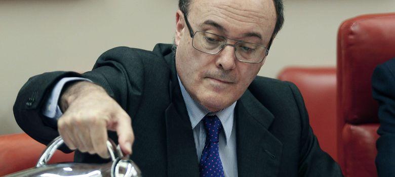 Foto: El gobernador del Banco de España, Luis M. Linde. (EFE)
