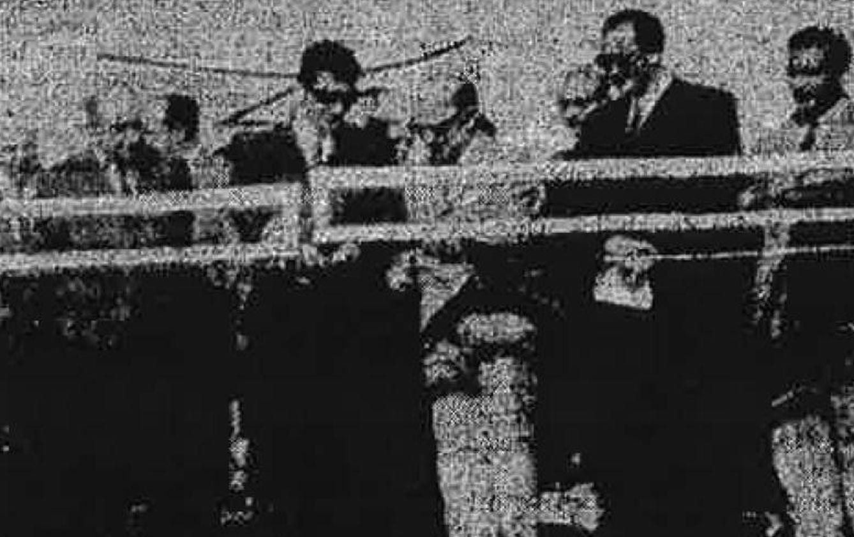 Adolfo Suárez, el Opus y 58 muertos. La foto que España quiso enterrar