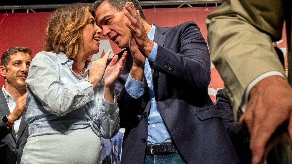 Sánchez: Puigdemont y Torra harían la ola con un gobierno de derechas en España