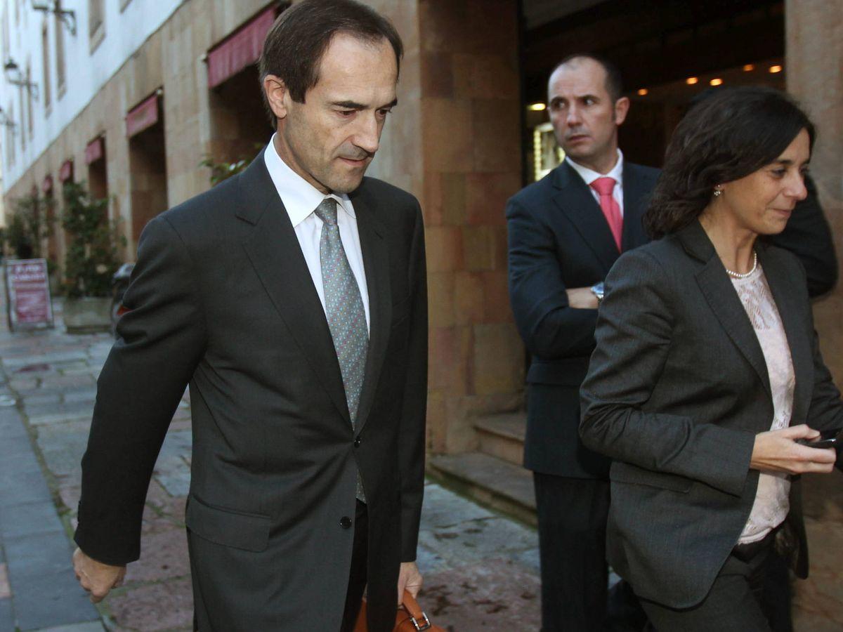 Foto: El consejero delegado de Liberbank, Manuel Menéndez. (EFE)