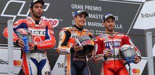 Post de Marc Márquez recupera el liderato tras lograr la victoria en Misano