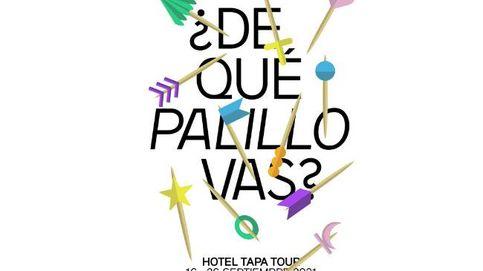 Vuelve Hotel Tapa Tour, el festival de alta cocina informal