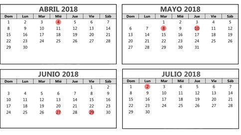 Anótalo en el calendario: esta es la fecha límite para la declaración de la renta