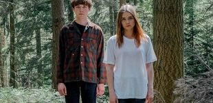 Post de Netflix confirma la segunda temporada de 'The End Of The F**king World'