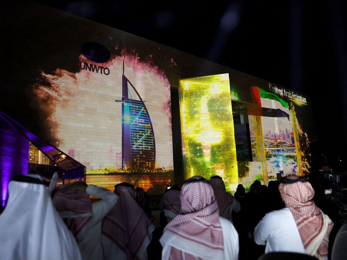 Foto: La OMT abre su primera oficina regional en Riad. (EFE)