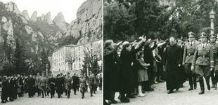 Post de Himmler, Montserrat y el Santo Grial: la factura de una visita desagradable