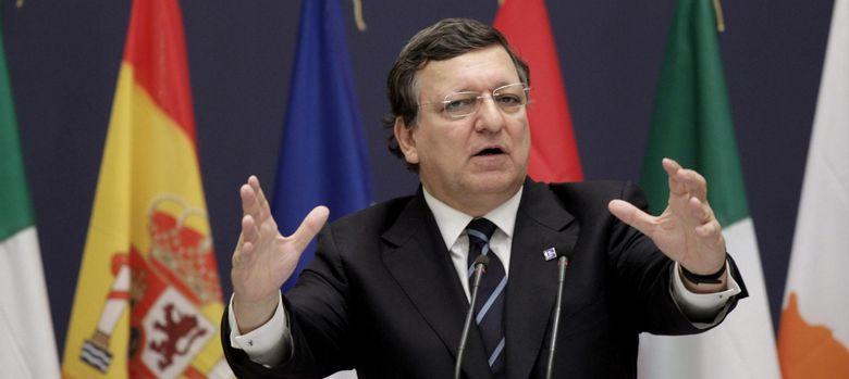 Foto: El presidente de la Comisión Europea, José Manuel Durao Barroso. (EFE)