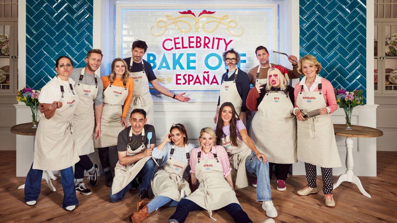 'Celebrity Bake Off': listado oficial de los famosos concursantes del show de Amazon