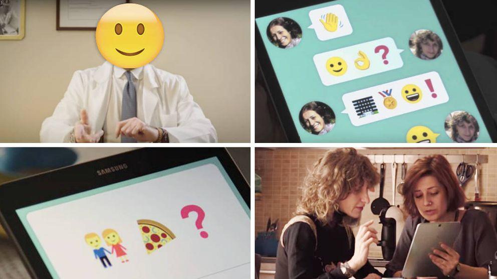 Emojis para recuperar el habla: así ayudan a las personas con afasia