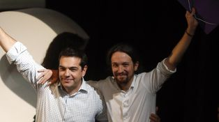Grecia, España, Syriza y Podemos: las claves de 2015