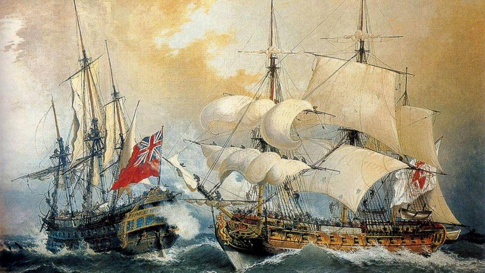 Inglaterra derrotada: las batallas en las que España venció a su gran enemigo