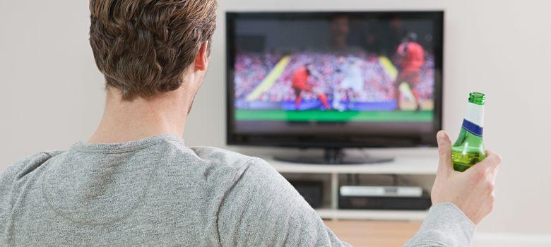 Foto: ¿Qué es lo que prefieren hacer los hombres cuando se quedan solos en casa? (Corbis)