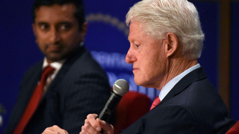 El expresidente de Estados Unidos Bill Clinton. (Reuters)