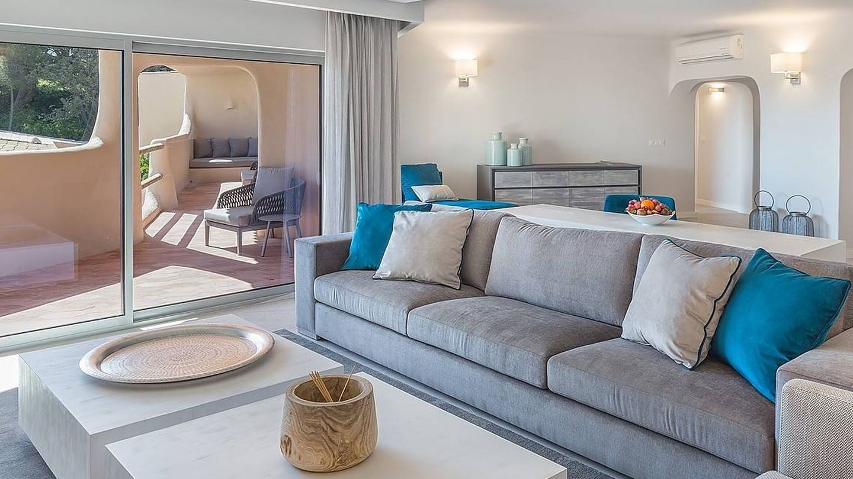 El hotel Vilalara está en el corazón del Algarve.