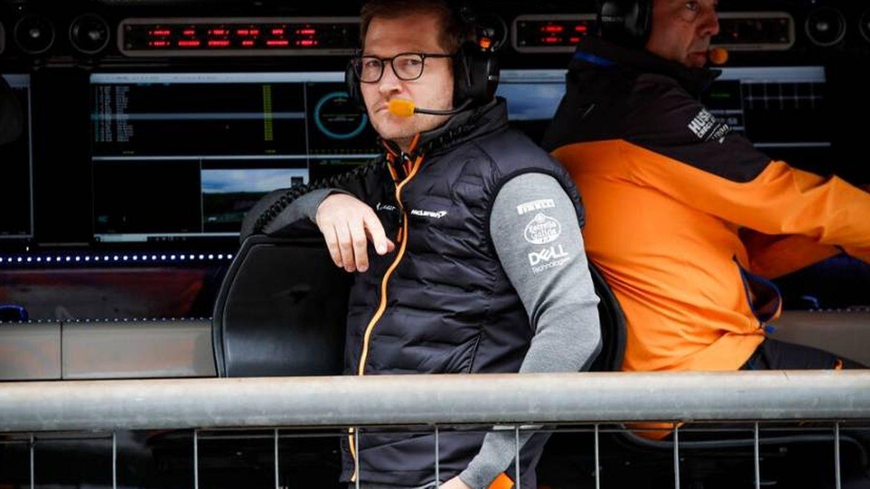 Andreas Seidl destacaba el 'valor diferencial competitivo de nuestros dos pilotos frente a otros equipos' (McLaren)