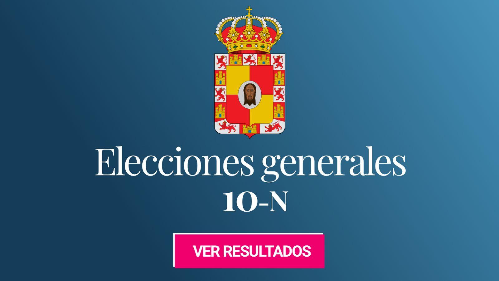 Foto: Elecciones generales 2019 en la provincia de Jaén. (C.C./Miguillen)