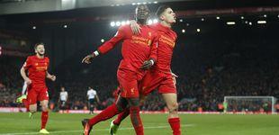 Post de La victoria del Liverpool da la opción al Chelsea de distanciarse aún más
