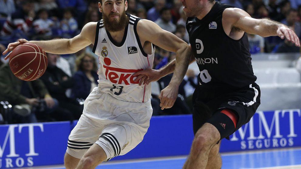 La Final Four no despista a un Madrid que pasó por encima del Bilbao Basket
