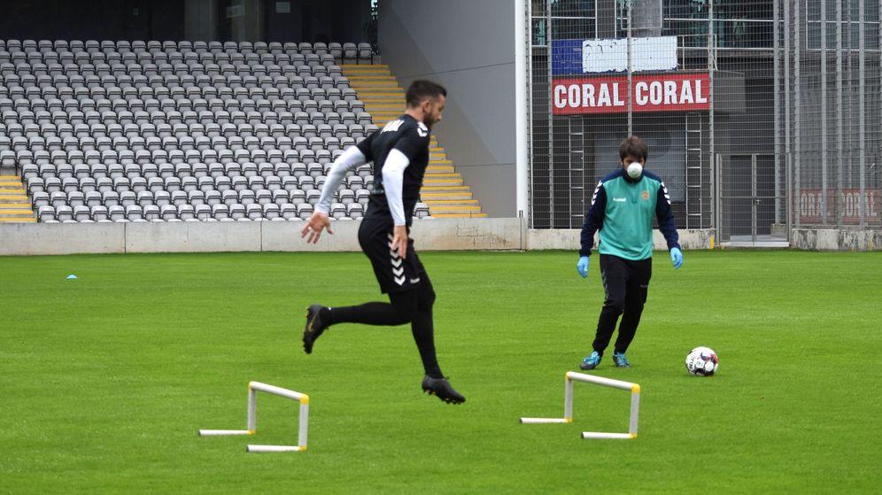 Foto: La vuelta del deporte profesional conllevará cuatro fases bien diferenciadas. (EFE)