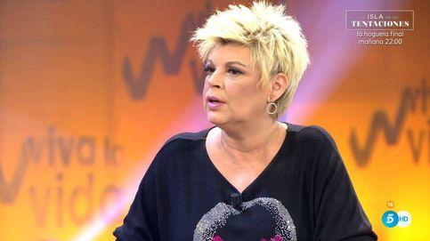 Terelu Campos explota por las últimas polémicas sobre María Teresa en 'VLV'