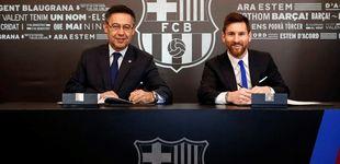 Post de Del culebrón Neymar a Messi: la cláusula que le permite irse gratis cada año