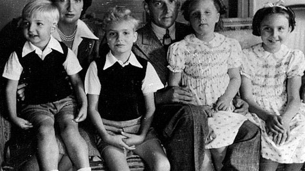 Los 80 años de la infanta Pilar, en imágenes