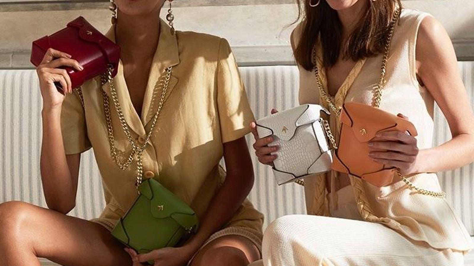 Foto: Los bolsos que vas a querer llevar. (Manu Atelier)