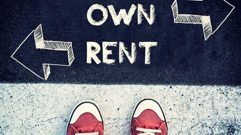 Efecto rebote: la demanda vuelve al alquiler ante la imposibilidad de comprar casa