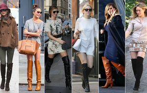 ¿Se pueden llevar las botas mosquetero en el mundo real?
