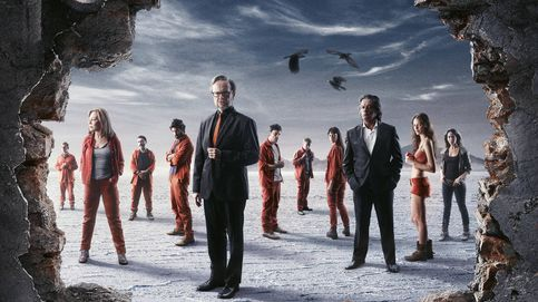 'Supermax', serie con Rubén Cortada, se estrenará antes en HBO España que en Cuatro