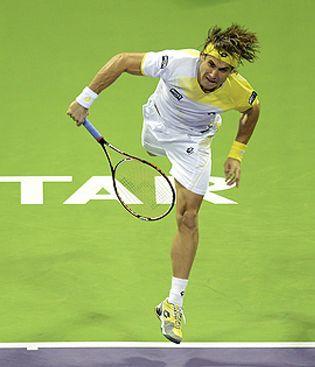 Foto: Ferrer 'acosa' a Rafa Nadal y se sitúa a menos de cien puntos en el ranking ATP