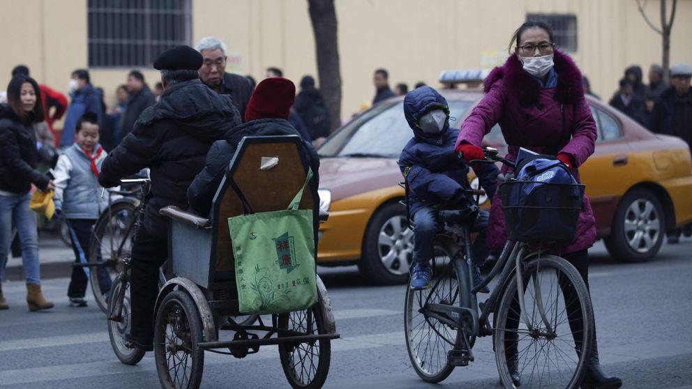 La contaminación en Pekín, en imágenes