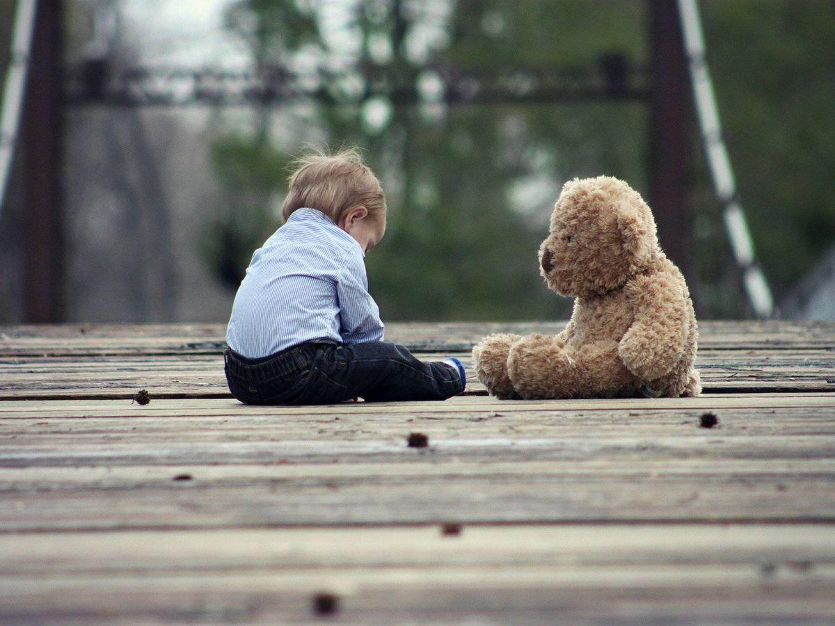 Foto: Si de niño eres cauteloso, de mayor, también lo serás. Foto: Pixabay.