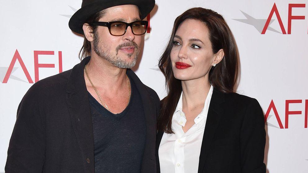 Brad Pitt acusa a Angelina Jolie de poner en riesgo la intimidad de sus hijos