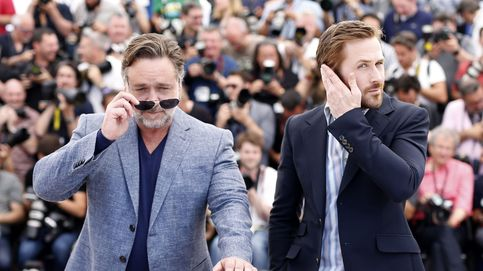 Ryan Gosling y Russell Crowe: superdetectives en Cannes