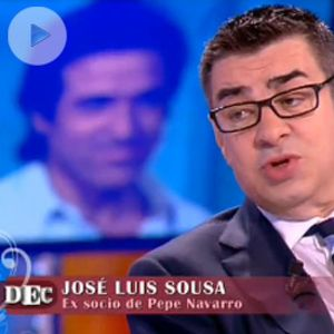 Patiño y el falso Pepe Navarro: ¿Dónde estás... rigor?
