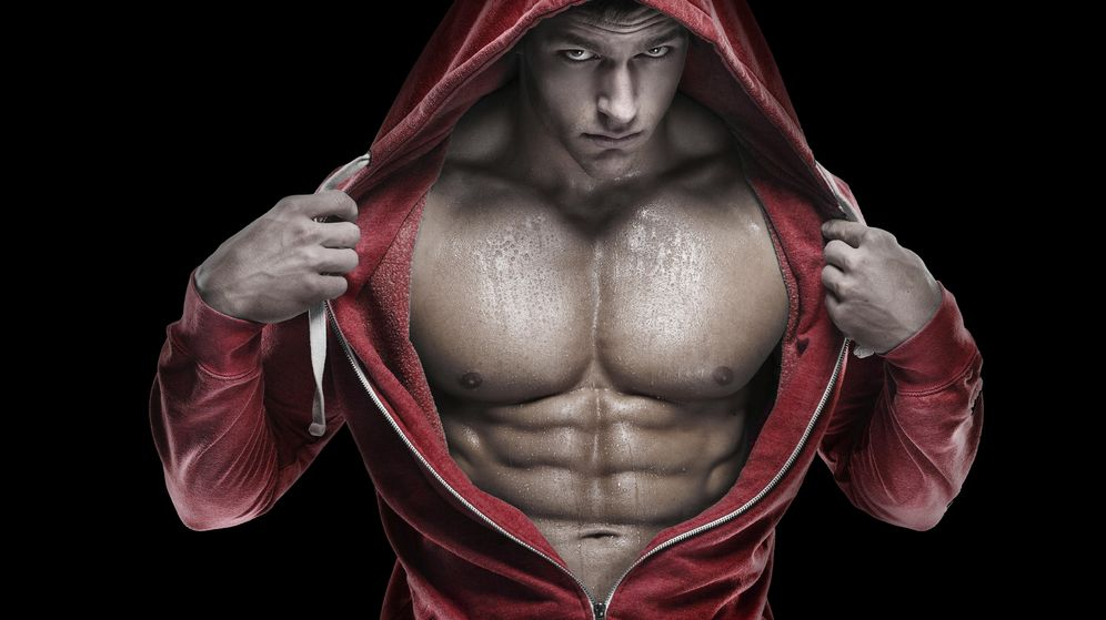 Foto: Hasta los más músculosos empezaron con pequeños pasos. (iStock)
