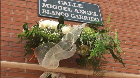 Queman el homenaje a Miguel Ángel Blanco en Getafe