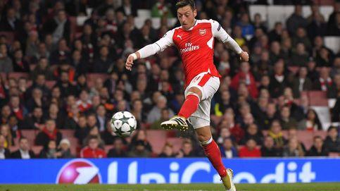 Özil, investigado por Hacienda por sus ingresos durante su época en el Madrid