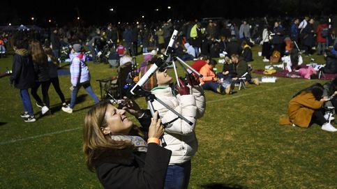 Intento de récord mundial de observación de estrellas