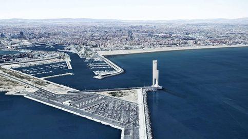 La Torre Eólica de la Marina de València o el retorno de los elefantes blancos