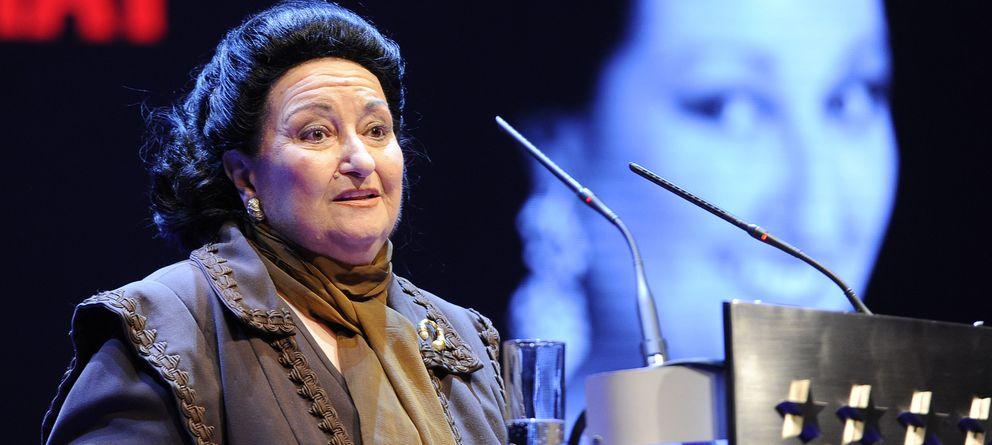 Foto: Montserrat Caballé (Gtres)