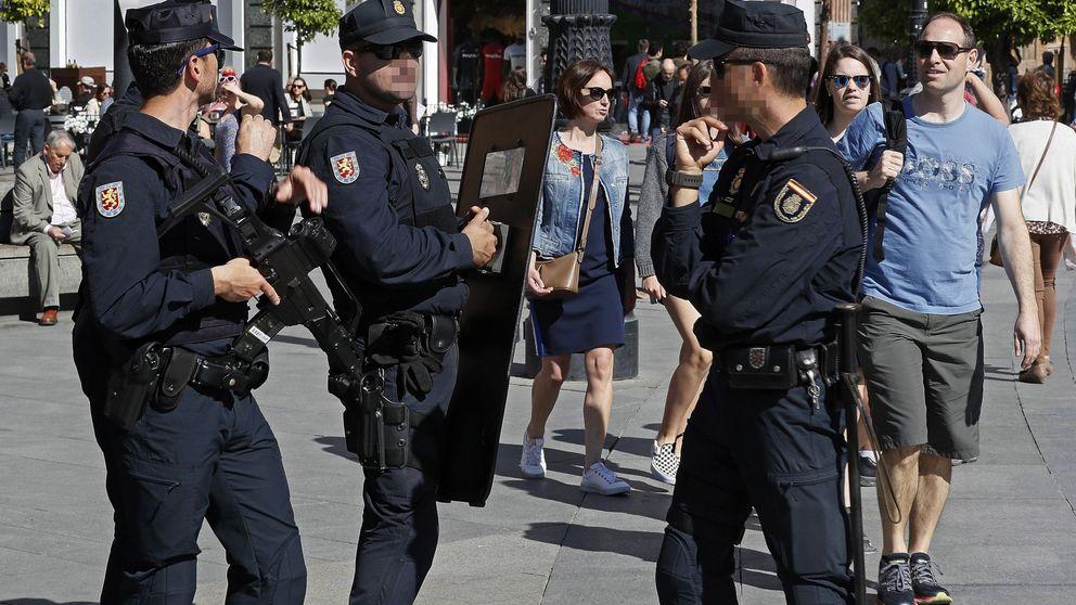 Un 20% de las detenciones en España son por delitos de género, sexuales o domésticos