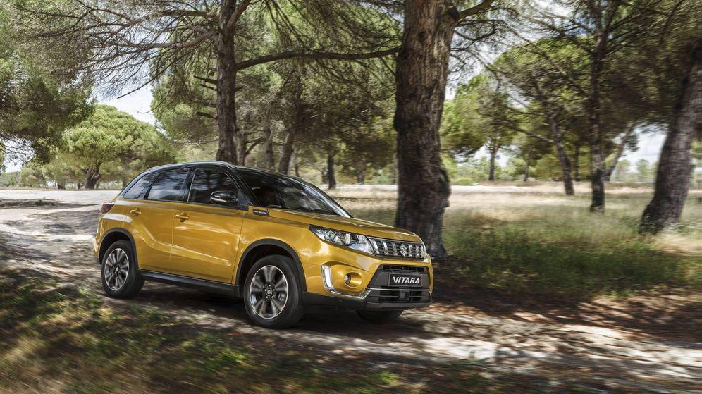 Foto: El nuevo Suzuki Vitara tiene una estética renovada, nuevos motores y más sistemas de seguridad.