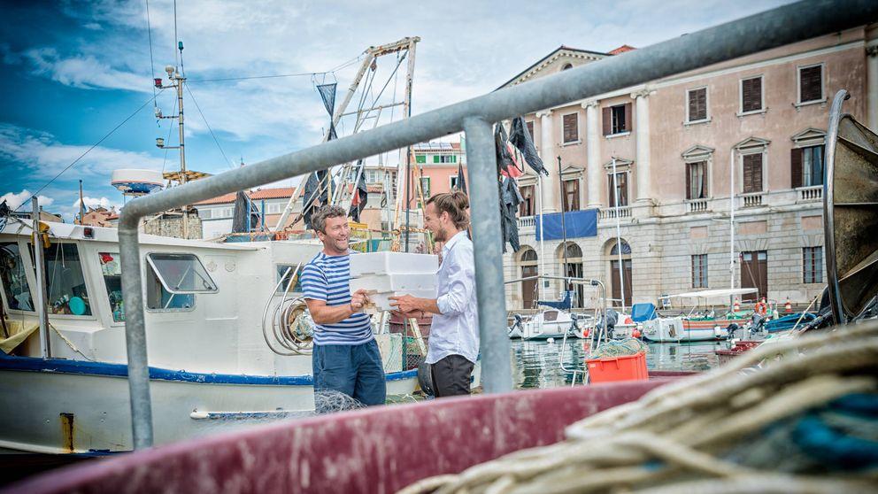 Lonjas: dónde puedes comprar pescados de los barcos