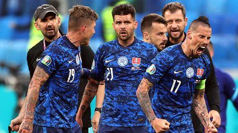 Así juega Eslovaquia, nuestro último escollo para alcanzar los octavos de final