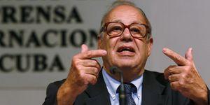 Foto: El vicepresidente de la ONU que quiere ocupar y nacionalizar  la banca