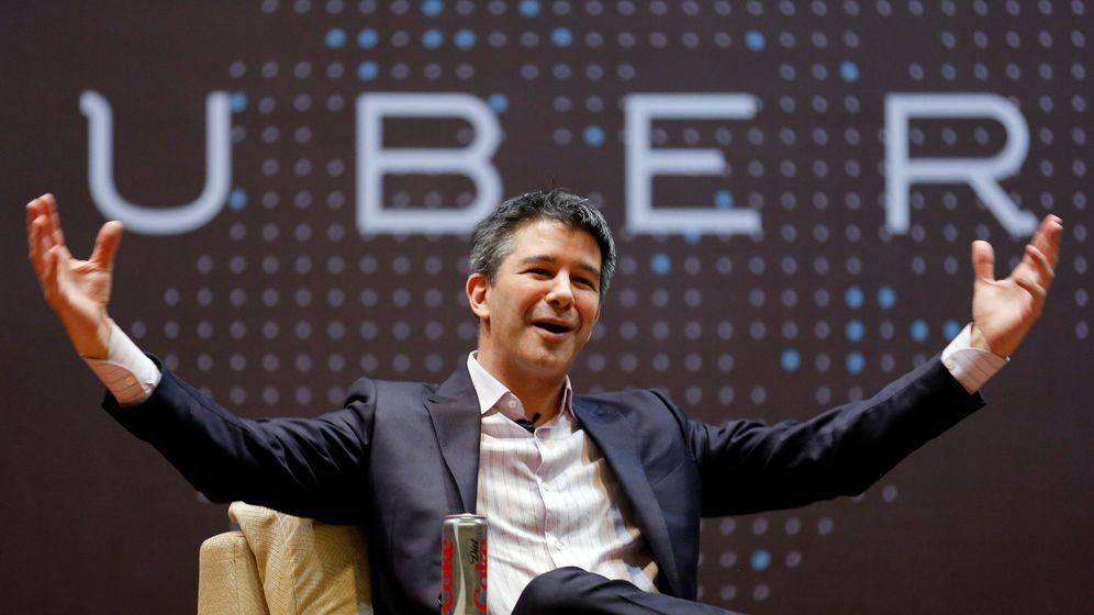 Foto: Kalanick es el último de una larga lista de CEOs afectados por escándalos personales. (Reuters)