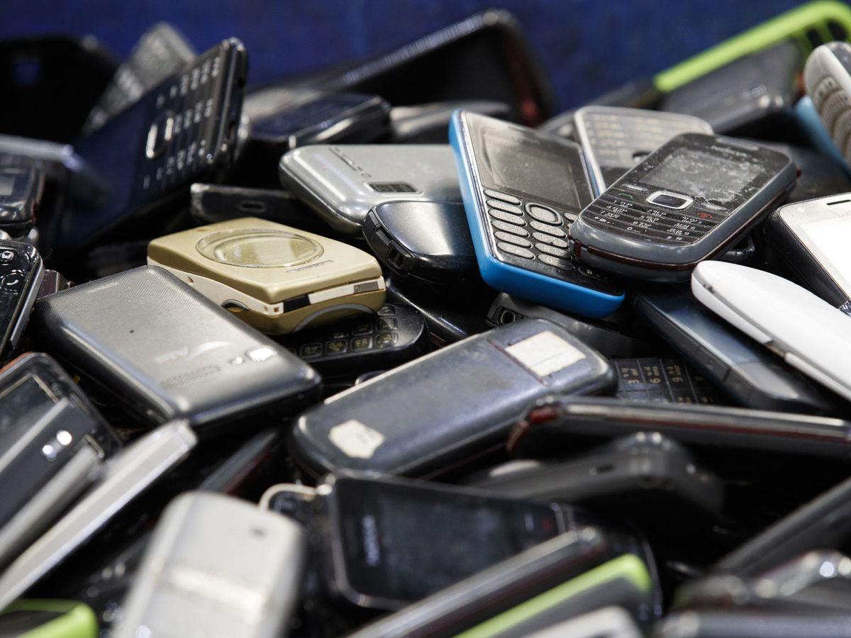 Foto: La adicción tecnológica dispara la basura electrónica (EFE)