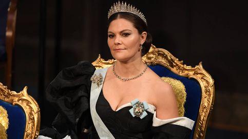El indescriptible vestido de Victoria de Suecia para los Premios Nobel